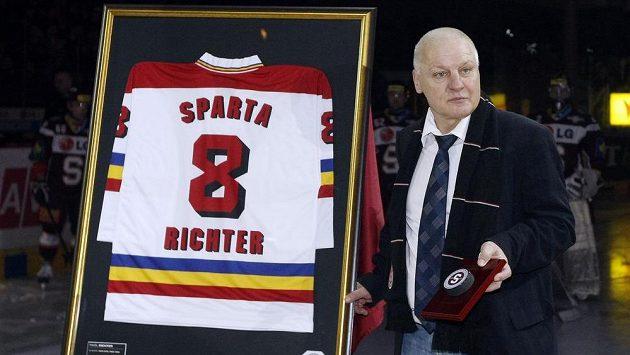 Pavel Richter na archivním snímku.