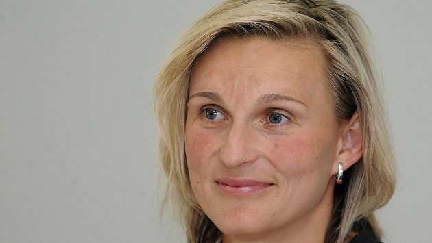 Oštěpařka Barbora Špotáková zařizuje nový domov.