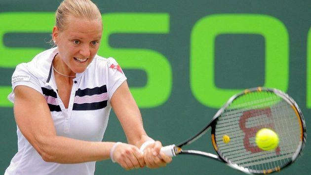 Maďarská tenistka Agnes Szavayová končí kvůli zdravotním potížím ve 24 letech kariéru.