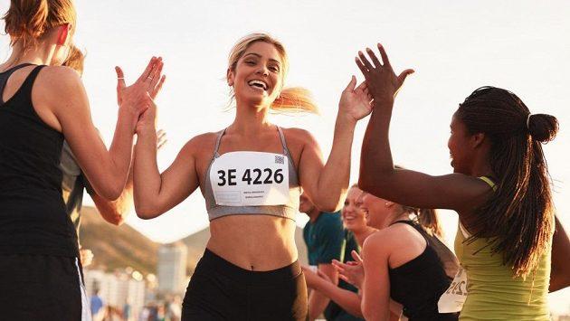 Také si myslíte, že by měli běžci ze závodů odcházet s úsměvem na rtech?