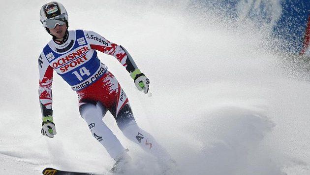 Superobří slalom vyhrál v Beaver Creeku rakouský lyžař Hannes Reichelt.