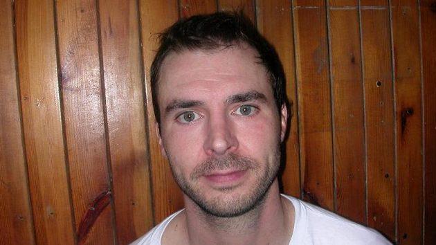 Hokejista David Havíř