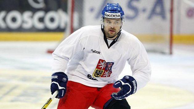 Hokejista Zdeněk Kutlák si zahrál na třech světových šampionátech, teď se vrací do Českých Budějovic