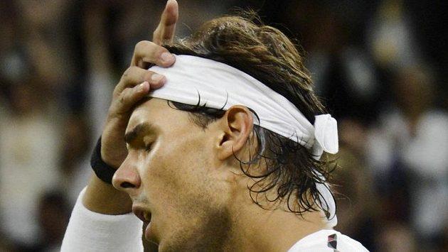 Rafael Nadal se ve finále Davis Cupu nepředstaví.