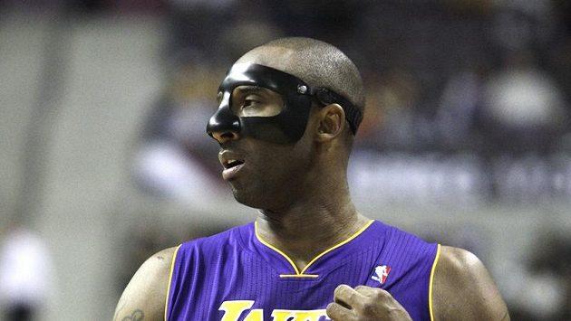 Basketbalista Los Angeles Kobe Bryant