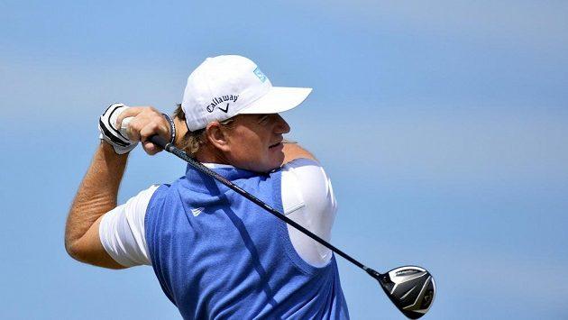 Golfista Ernie Els.