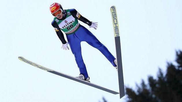 Seidl vyhrál jako první rakouský sdruženář Nordic Triple