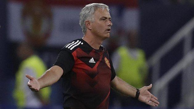 José Mourinho ve Skopje zase perlil...