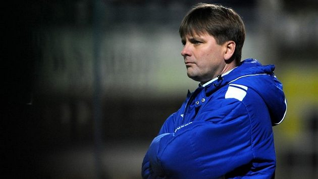 Fotbalový trenér Dušan Uhrin mladší.
