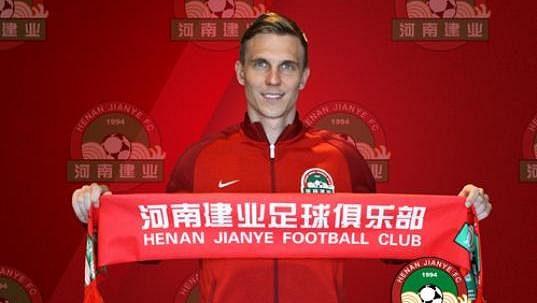 Bořek Dočkal se v Číně dočkal dalšího gólu.