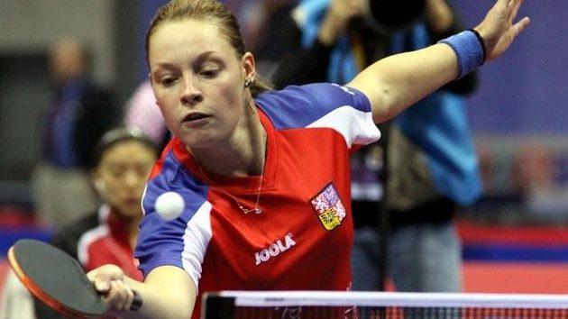 Stolní tenistka Dana Hadačová spřádá před olympiádou medailové sny