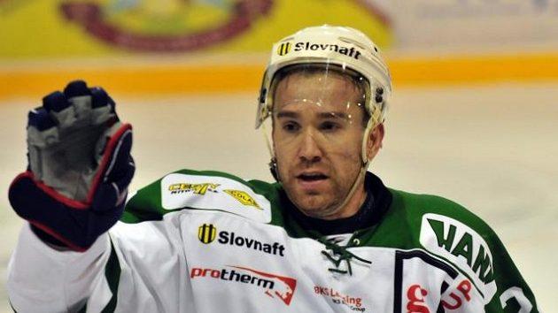 Slovenský hokejista Žigmund Pálffy ukončil kariéru.