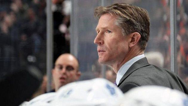 Nováčka v NHL Seattle povede bývalý kouč Philadelphie Dave Hakstol.