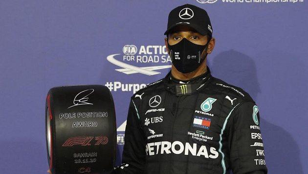 Lewis Hamilton, sedminásobný vítěz mistrovství světa formule 1