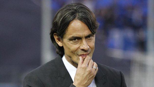 Další nepovedenou sezónu AC Milán odnesl trenér Filippo Inzaghi.
