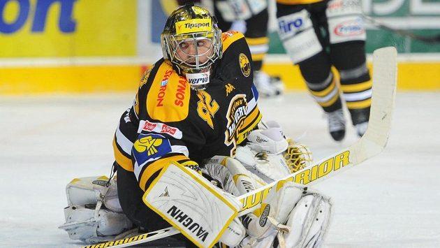 Hokejový brankář Petr Franěk ukončil aktivní hráčskou kariéru.