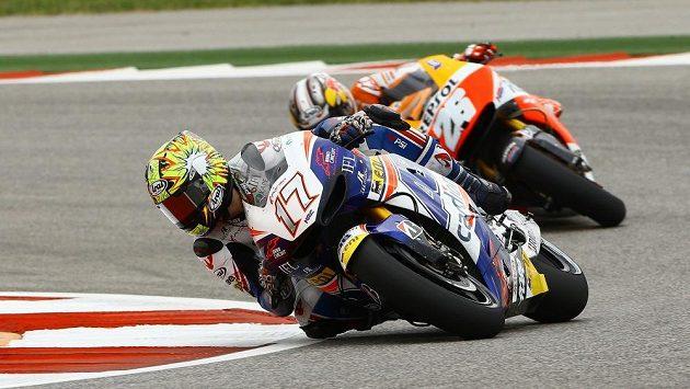 MS silničních motocyklů MotoGP nezačne ani 21. června (ilustrační foto)