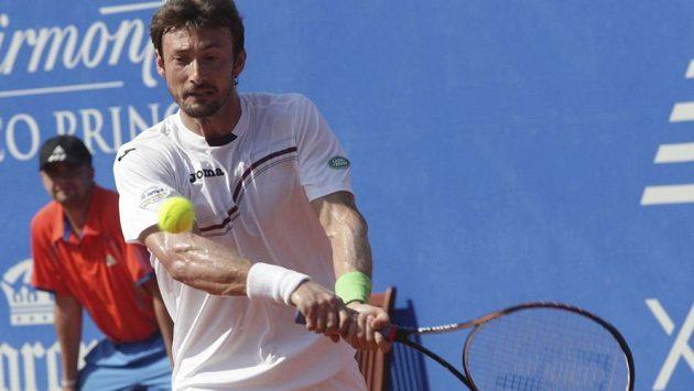 Po čtyřech a půl letech se bývalá světová jednička Juan Carlos Ferrero představil na turnaji ATP, ale vystoupení domácího tenisty v Barceloně nemělo dlouhého trvání. Vypadl hned v prvním kole.