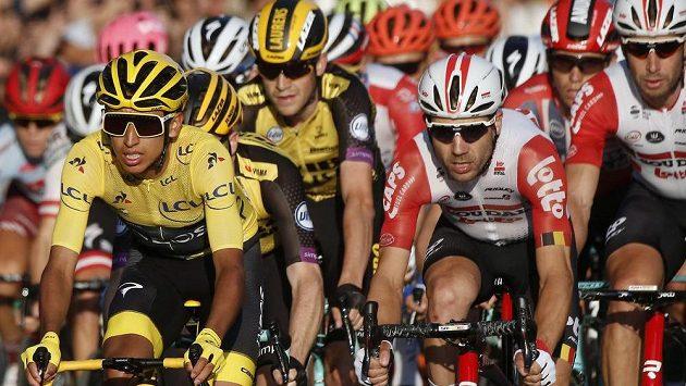 Tour de France by se mohl jet bez diváků (ilustrační foto)