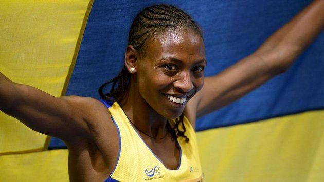 Abeba Aregawiová ze Švédska.