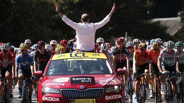 Škodovácký Okřídlený šíp je s Tour de France pěvně svázán již 17 let.