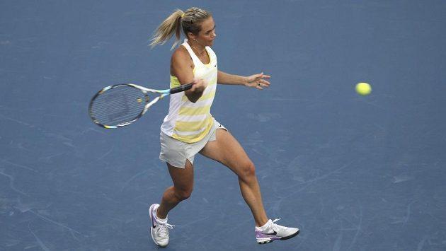 Česká tenistka Klára Zakopalová