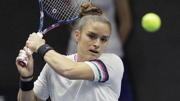 Řecká tenistka Maria Sakkariová.