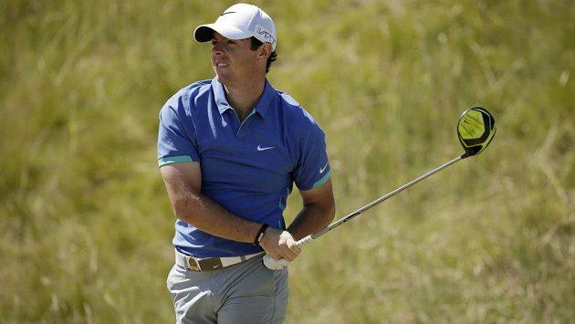 Světová golfová jednička Rory McIlroy se na British Open nepředstaví.