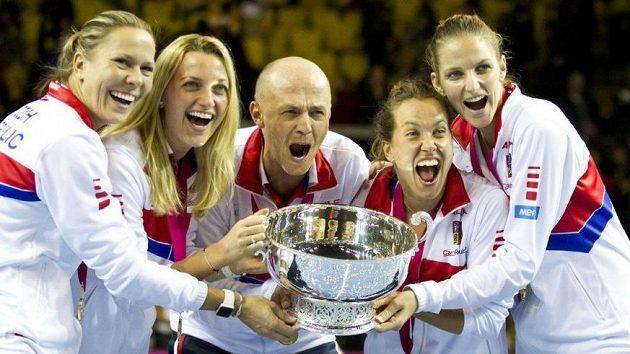Budou se české tenistky znovu radovat ze zisku fedcupového titulu?
