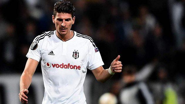 Mario Gómez už dříve oznámil odchod z Besiktase a podle německých médií míří do Wolfsburgu.