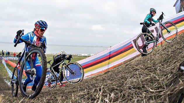 MS v cyklokrosu v dánském Bogense.