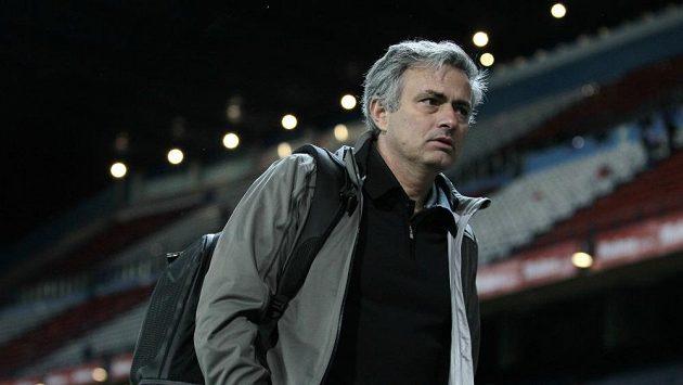 José Mourinho v Realu po sezóně skončí.