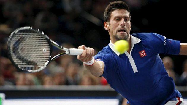 Srbský tenista Novak Djokovič, ilustrační snímek