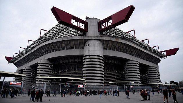 Milánské San Siro