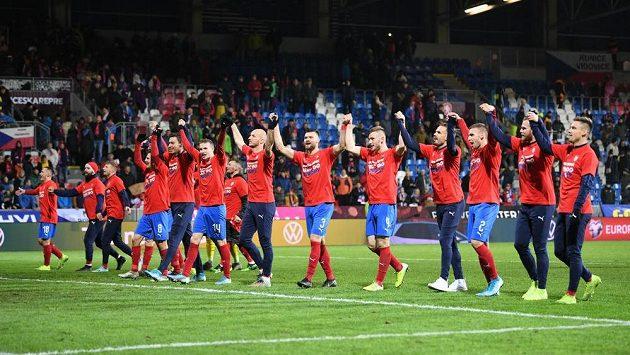 Věřím, že i na Euru budeme konkurenceschopní, doufá trenér Jaroslav Šilhavý