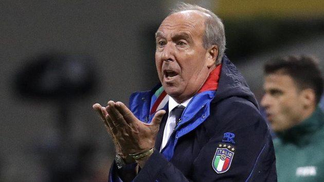 Fotbalový trenér Gian Piero Ventura skončil po neúspěšné baráži o postup na MS 2018 v Rusku na lavičce Itálie.