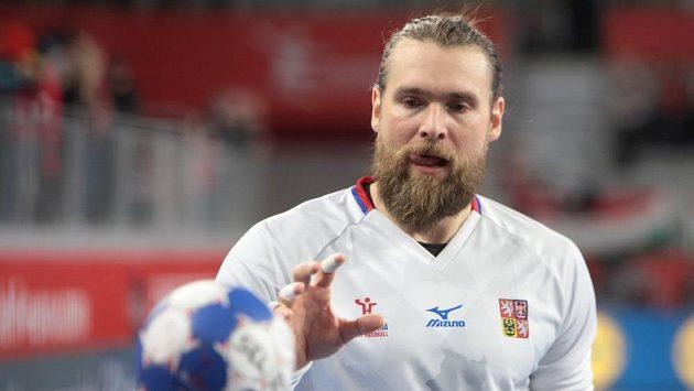 Český reprezentant Pavel Horák.