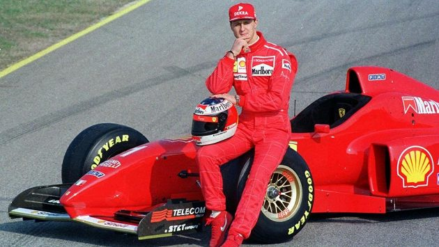 Michael Schumacher udělal z Ferrari největší značku formule 1.