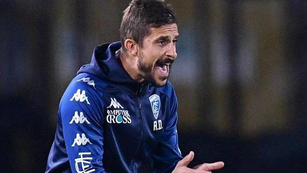 Novým trenérem fotbalistů Sassuola se stal Alessio Dionisi.