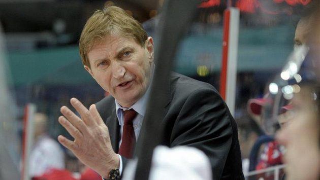 Trenéra Aloise Hadamczika stále mrzí semifinálové vyřazení od Slovenska.