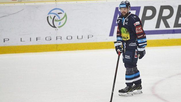 Útočník Radovan Pavlík si hostování v Liberci prodlouží do konce této sezony.