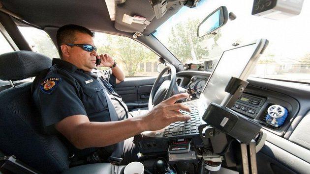 Texaské policii tentokrát pomohl běžec v tréninku. (ilustrační foto)