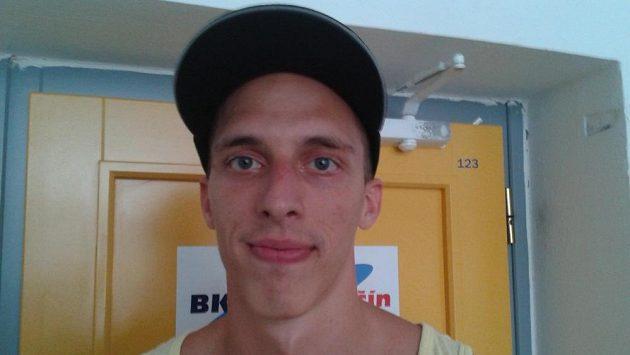 Basketbalista Tomáš Pomikálek.