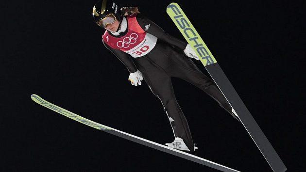 Carina Vogtová by chtěla Turné čtyř můstků i pro skokanky na lyžích.