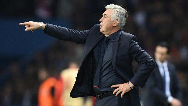 Vrátí se Carlo Ancelotti do Londýna jako trenér Arsenalu?