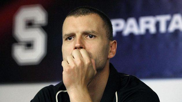 Michal Broš na snímku z roku 2012.