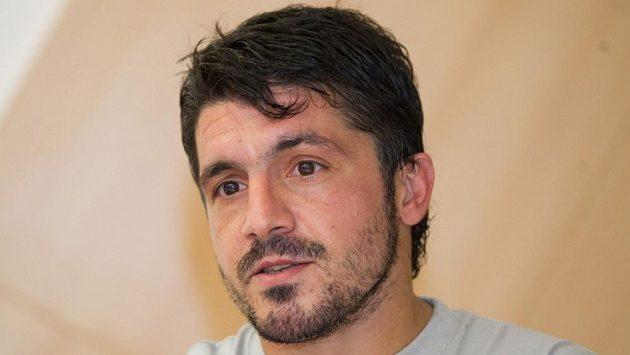 Bývalý italský reprezentant Gennaro Gattuso.