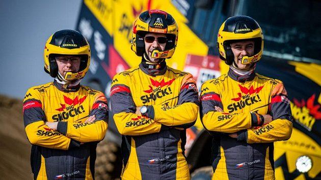 Bezprostřední dojmy Martina Macíka po vítězství v 9. etapě Rallye Dakar