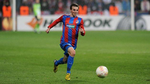 Plzeňský záložník Vladimír Darida je spokojený, Plzeň má momentálně k titulu blíž.