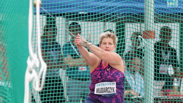 Závod kladivářek v rámci Zlaté tretry, atletického mítinku IAAF World Challenge, vyhrála Anita Włodarczyková z Polska.